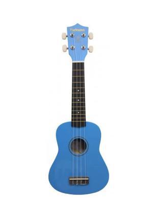 Укулеле сопрано Parksons UK-21L Blue