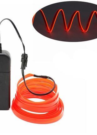 LED лента провод Apluses Красный