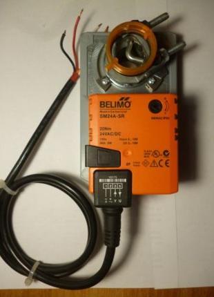 Электропривод Belimo GM24A-SR SM24A-SR для поворотных заслонок