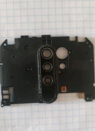 Xiaomi redmi 9 накладка, сканер