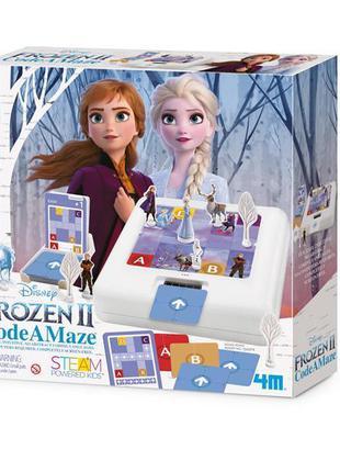 Набор для обучения детей программированию 4M Disney Frozen 2 Х...
