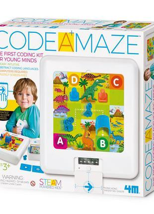 Набор для обучения детей программированию 4M (00-06801)