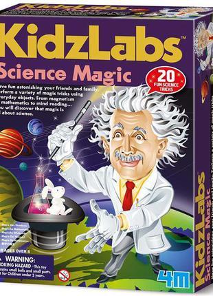 Набор для фокусов 4M Наука и магия (00-03265)