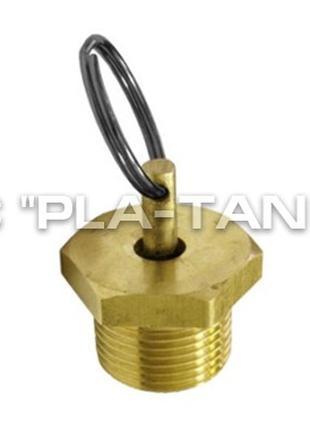 Клапан слива конденсата М22Х1,5 с уплотнительным кольцом PL-C-145
