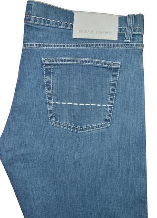 Richard j.brown итальянские джинсы премиум уровня, оригинал