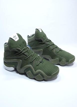 Оригинальные кроссовки adidas originals crazy 8 adv primeknit