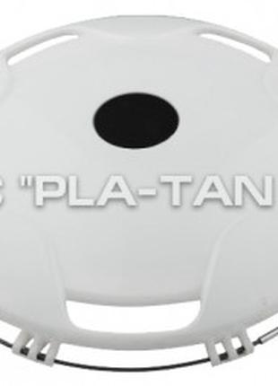 "Колпак на заднее колесо R 22,5"" из пластика белого цвета CJ102204"