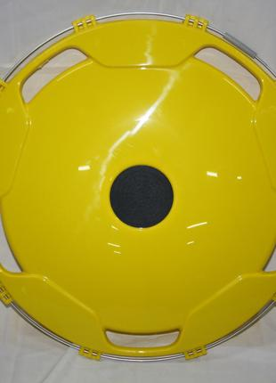 Колпак пластиковый 22,5 задний желтый для грузовиков