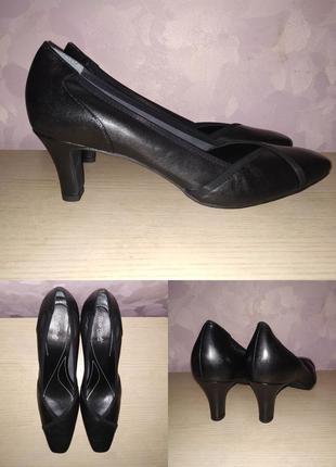 Туфли 43 р кожаные большой размер