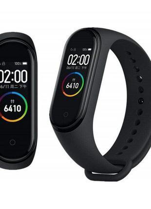Фитнес-часы М4, смарт браслет smart watch, аналог mi band 4, т...