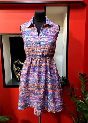 ❗️продам женское летнее яркое платье, сарафан george❗️