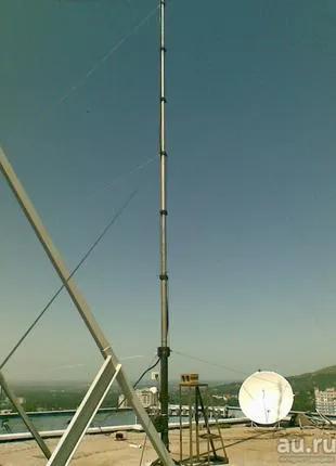 Мачта телескопическая Р-140