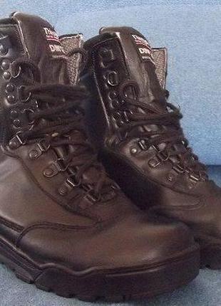 Тактические ботинки с утеплителем Thinsulate