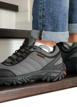 Кроссовки зимние merrell зима мужские ботинки кросівки