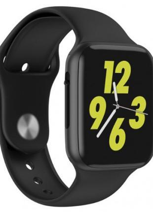 Смарт Часы Supero Smart Watch W34 Черные