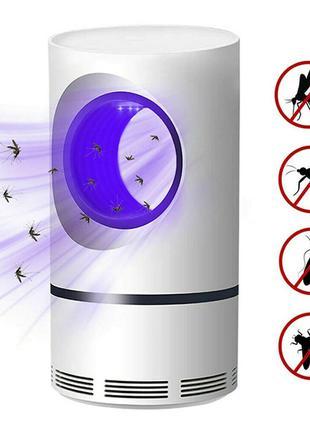 Лампа ловушка уничтожитель комаров и насекомых Mosquito Killer...