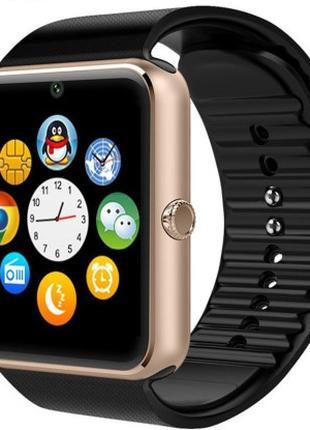 Смарт часы UWatch Smart GT08 Bronze медный
