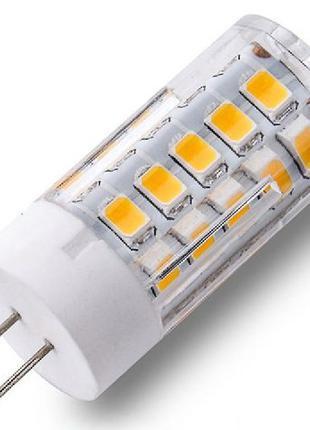 Светодиодная лампа LEDEX 6W G4-500lm-220V 4000К