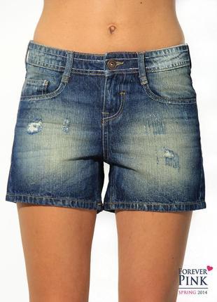 Женские джинсовые шорты арт. 1722