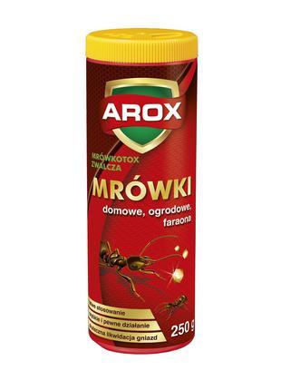 Средство от муравьев 250 г Arox