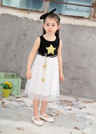 Детское платье 1214н