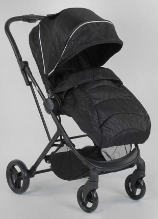 Детская прогулочная коляска с чехлом на ножки JOY Liliya 61755...