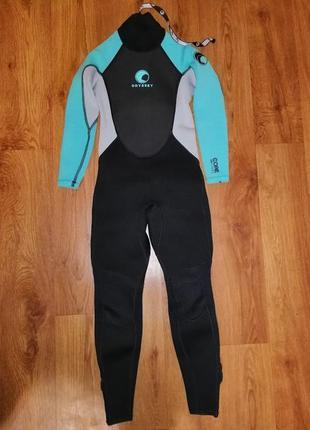 ✨✨✨детский костюм для дайвинга, серфинга на возраст 7-8 лет od...