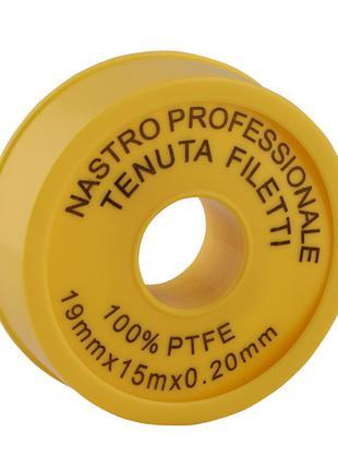 СК ФУМ. ЛЕНТА 15 mtr.х19mm х0,2mm PROFESSIONAL (500 шт/ящ)