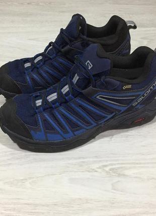 Крутые кроссовки salomon x ultra 3 prime gtx (401280) 41 р. 26...