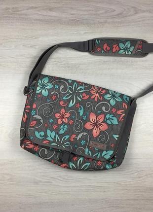 """Очень красивая качественная сумка для ноутбука 17"""" месенджер d..."""