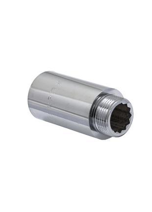 "Удлинитель 3/4""-60мм (хром) KOER KF.E08-60.CHR (KF0111)"