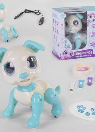 Робот-собачка с искусственным интеллектом для ребенка 8315 A н...