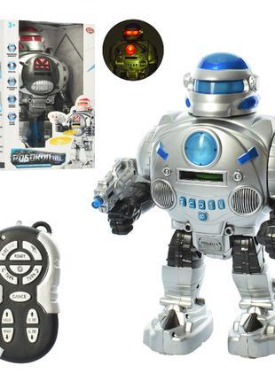 Детский боевой робот на радиоуправлении Play Smart 9895 с эффе...