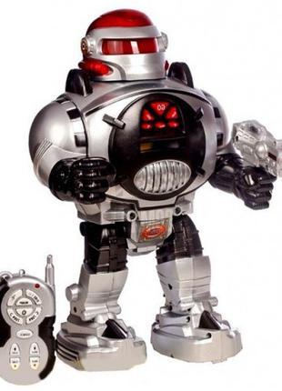 """Робот на радиоуправлении """"Воин галактики"""" М 0465 U/R (28083) с..."""
