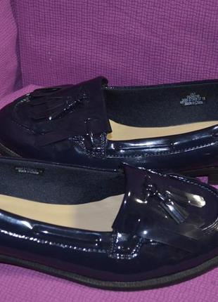Стильные туфли marks&spencer