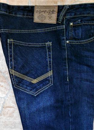 джинсы St. George by Duffer размер W34-L32 (50-52)