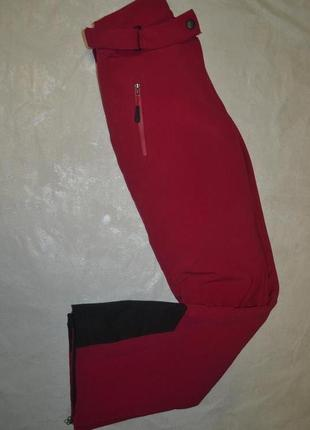 Женские штаны shamp на флисе