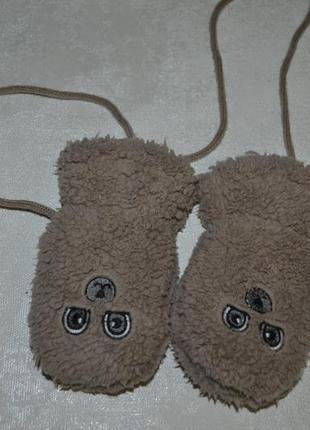 Детские варежки topomini