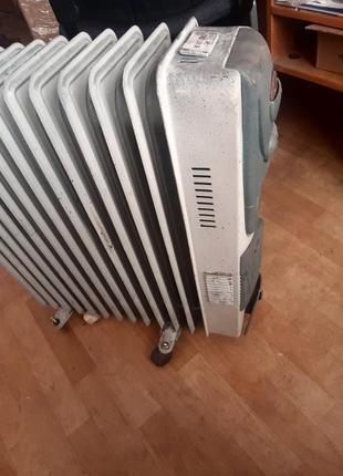Масляный обогреватель/радиатор AFTRON AFOR1350F