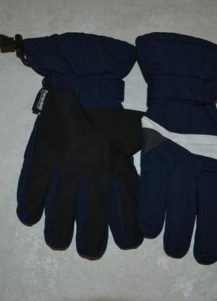 Зимние мужские перчатки- краги thinsulate insulation 40 gr
