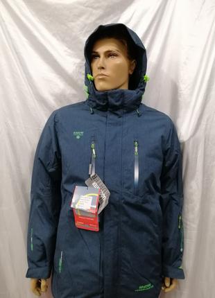 Куртка puma ess warmcell padded jacket оригинал синяя на IZI