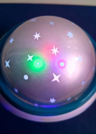 Часы будильник Звёздное небо