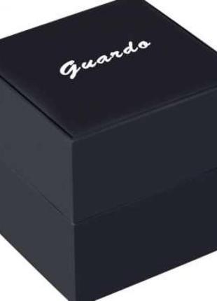 Часы мужские Guardo S01355-2 (запасной ремешок в подарок)
