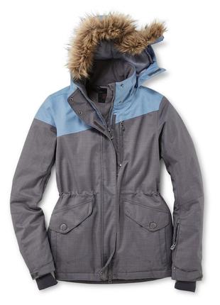 Красивая лыжная (сноуборд) куртка tchibo германия, размер 44ев...
