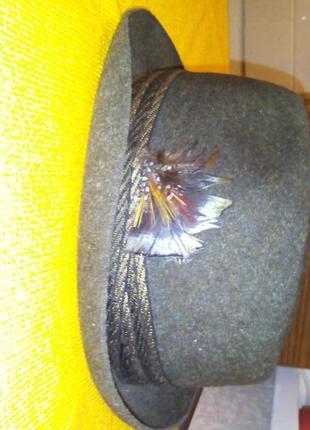 Фетровая шляпа-attaboy-58см