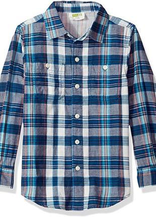 Рубашка для мальчика 12-14 лет crazy8