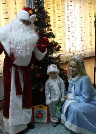 Дед Мороз, Снегурочка в садик,домой,на корпоратив,на Новый год