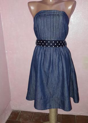 Платье топ от fishbone 46-48