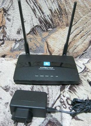 Wi-Fi роутер Huawei WS319 (300 Mbit/s) разблокирован