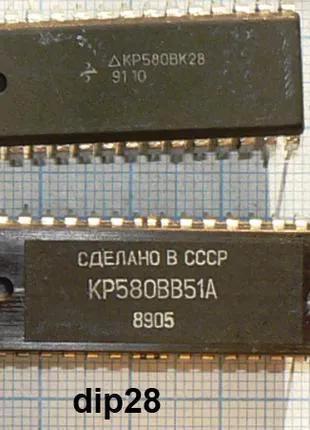 Микросхемы промышленные 580 серии. Радиодетали у Бороды